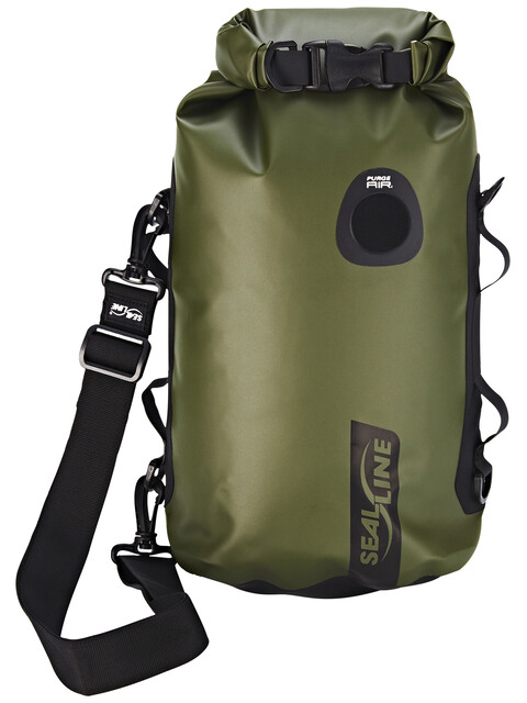 SealLine Discovery Deck Dry Bag 10l olive
